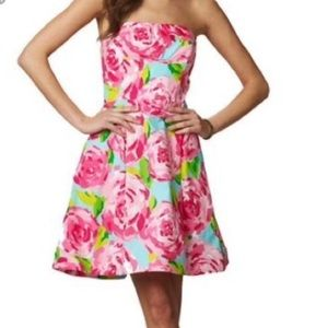 Lilly Pulitzer First Impressions Blossom Dress